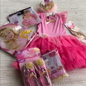 Disney Aurora Deluxe Dress-Up set